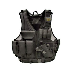 Tactical Tactec Chest Rig Sandstone